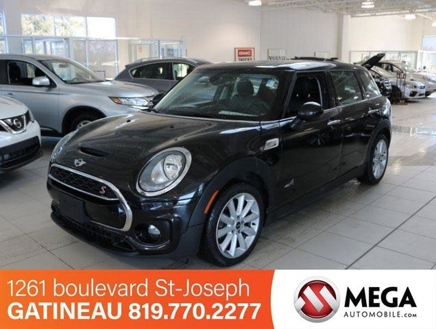 2018 MINI Cooper Clubman S ALL4 AWD