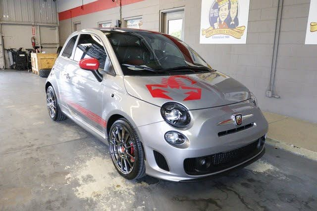 2019 FIAT 500 Abarth Hatchback FWD