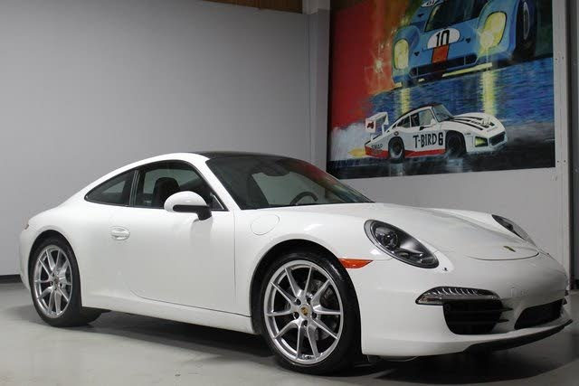 2015 Porsche 911 Carrera Coupe RWD