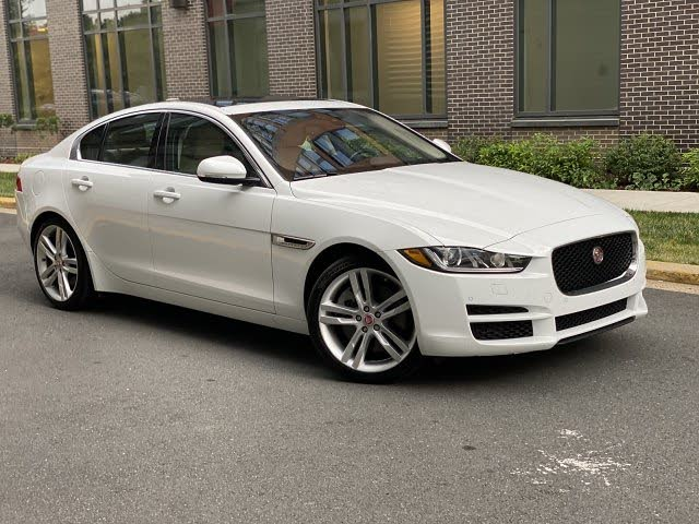 2017 Jaguar XE 35t First Edition AWD