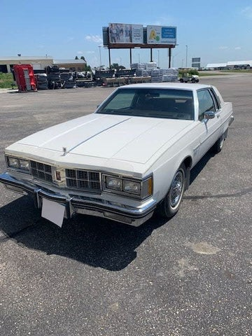 1981 Oldsmobile Ninety-Eight Regency Coupe RWD