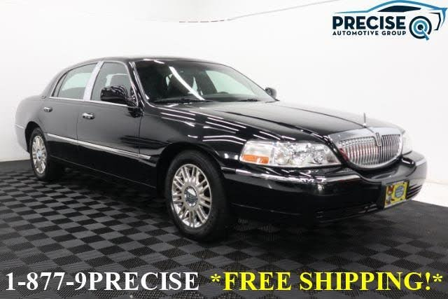 50 Best 2011 Lincoln Town Car For Sale Savings From 2 549