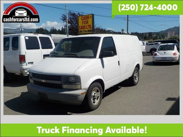 2005 Chevrolet Astro Cargo Extended RWD