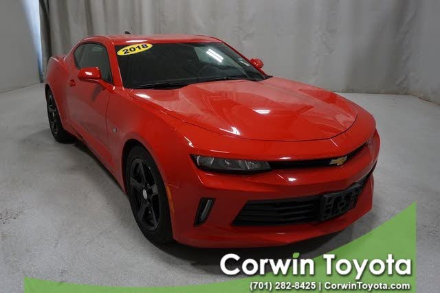 Used Chevrolet Camaro For Sale In Fargo Nd Cargurus