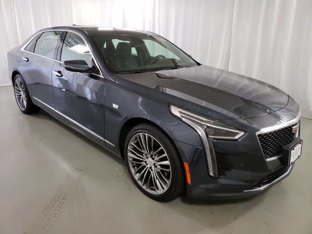 2019 Cadillac CT6 3.6L Premium Luxury AWD for Sale in ...