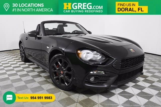 2018 fiat 124 spider for sale in miami fl cargurus cargurus