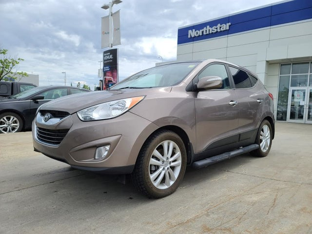 2012 Hyundai Tucson Limited AWD with Navigation
