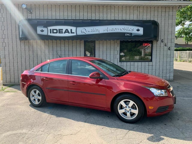 2014 Chevrolet Cruze 2LT Sedan FWD