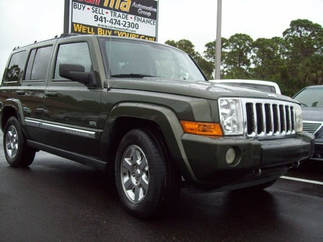 Used Jeep Commander For Sale In Fort Myers Fl Cargurus