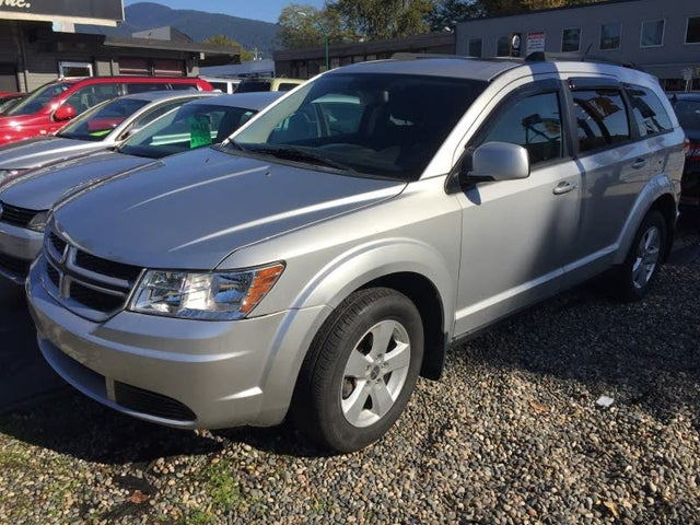 2011 Dodge Journey SXT FWD
