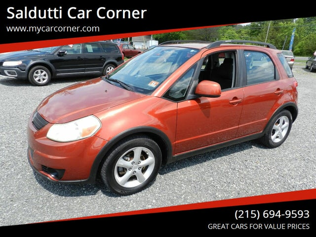 2009 Suzuki SX4 Crossover Base AWD