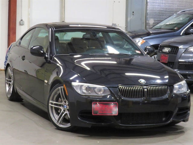 2013 BMW 3 Series 335is Coupe RWD