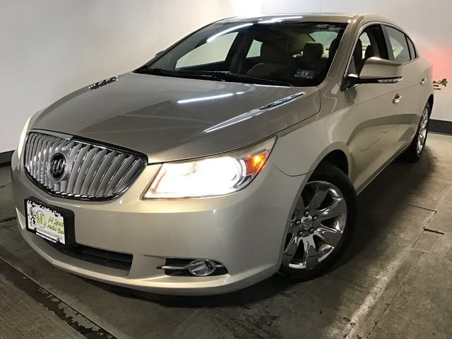 2010 Buick LaCrosse For Sale In Albertson, NY