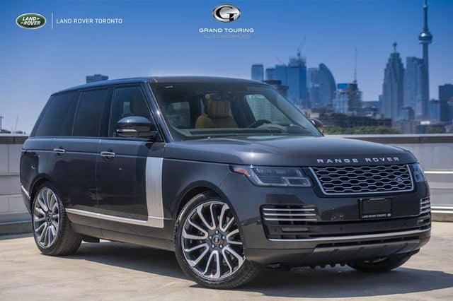 2020 Land Rover Range Rover Autobiography V8 4WD