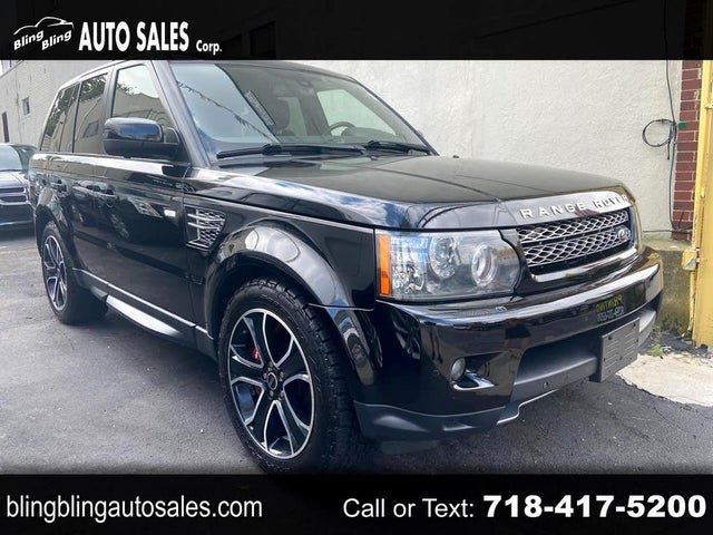 2013 Land Rover Range Rover Sport SC Limited Edition