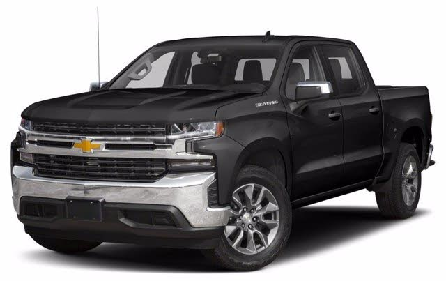 2020 Chevrolet Silverado 1500 High Country Crew Cab 4WD