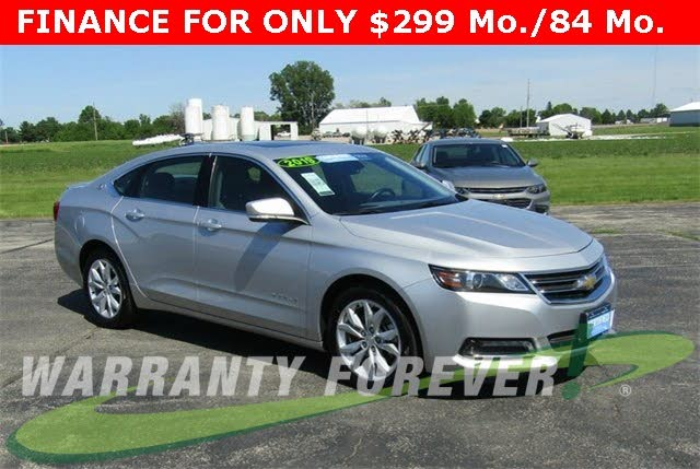 Used Chevrolet Impala For Sale In Des Moines Ia Cargurus