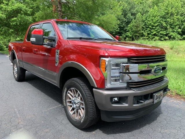 2019 Ford F-250 Super Duty King Ranch Crew Cab LB 4WD