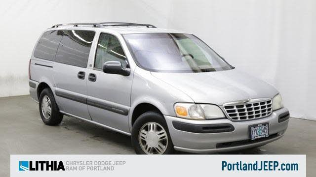 Used 2001 Chevrolet Venture For Sale With Photos Cargurus