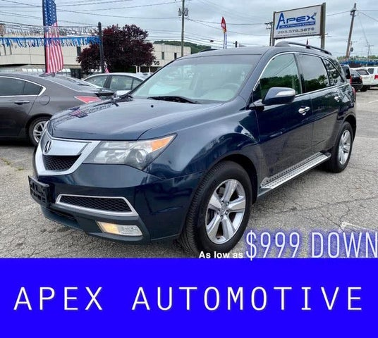 2011 Acura MDX For Sale In Middletown, CT