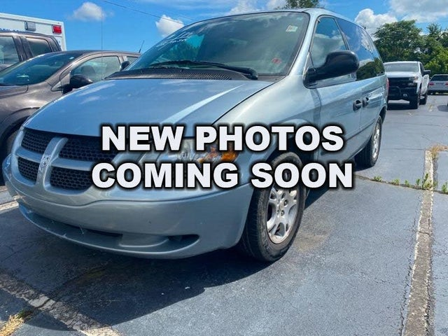 2003 Dodge Caravan SE FWD