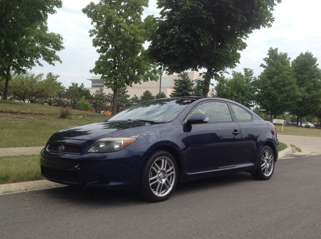 2007 Scion tC Spec Auto