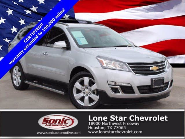 Used Chevrolet Traverse For Sale In Katy Tx Cargurus