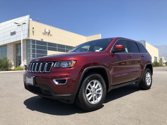 2019 Jeep Grand Cherokee Laredo RWD