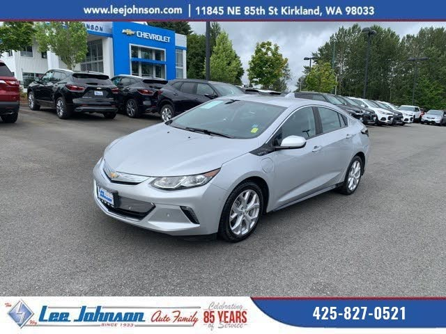 Used Chevrolet Volt For Sale In Seattle Wa Cargurus