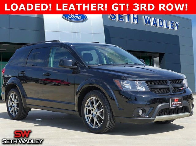 2017 Dodge Journey GT FWD