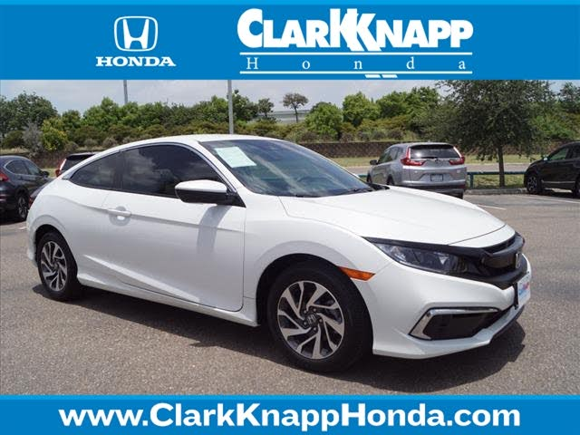 2019 Honda Civic Coupe LX FWD