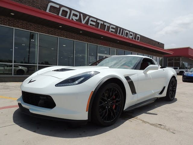 2017 Chevrolet Corvette Z06 3LZ Coupe RWD