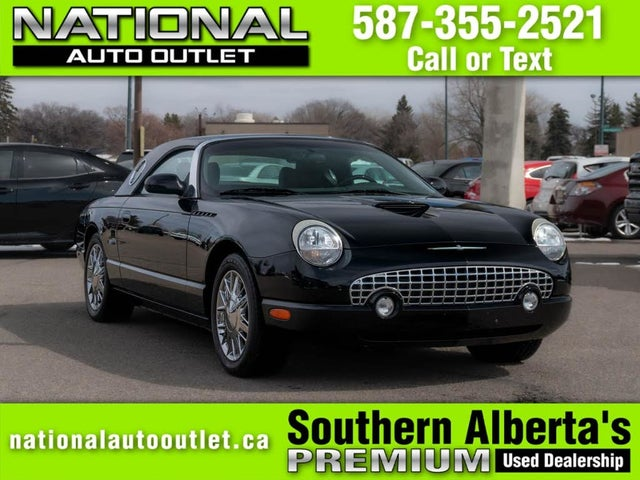 2002 Ford Thunderbird Deluxe RWD
