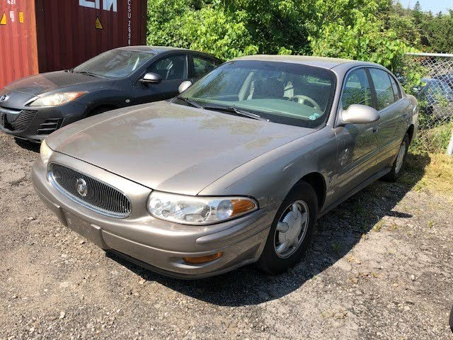 2000 Buick LeSabre Limited Sedan FWD