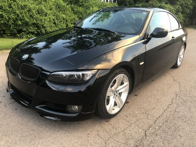 2010 BMW 3 Series 335i Coupe RWD