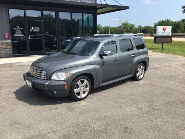 Used Chevrolet Hhr For Sale In Milwaukee Wi Cargurus