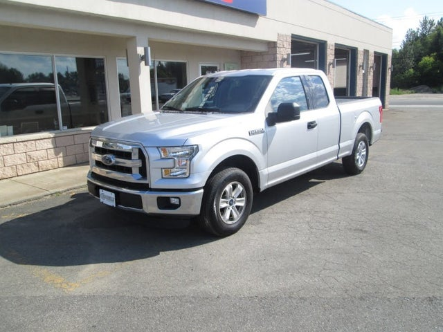 2016 Ford F-150 XLT SuperCab