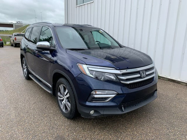 2018 Honda Pilot EX-L AWD with RES