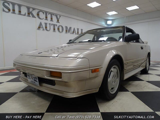 1986 Toyota MR2 STD Coupe