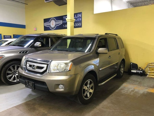 2009 Honda Pilot Touring with Nav and DVD 4WD