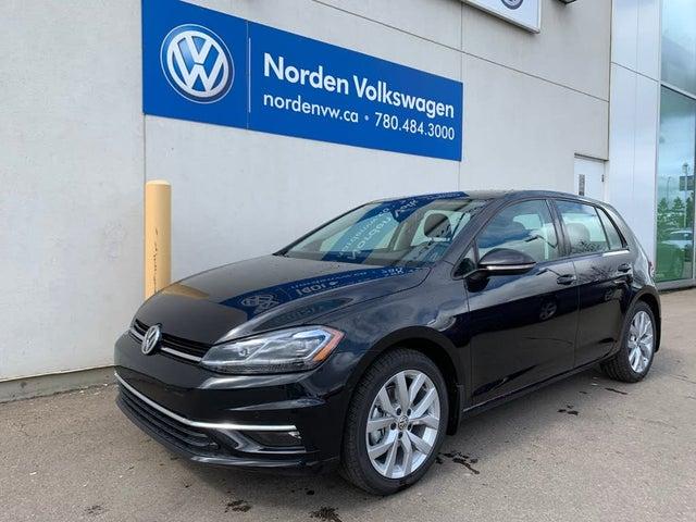 2019 Volkswagen Golf 1.4T Execline 4-Door FWD