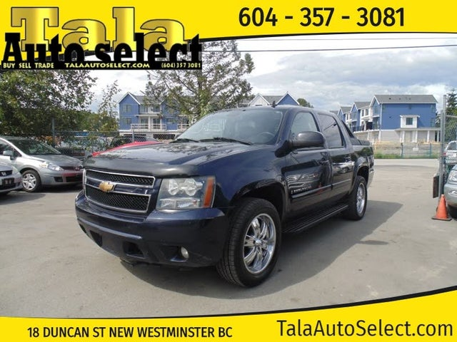 2007 Chevrolet Avalanche LS 4WD