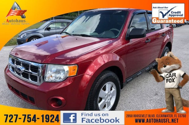 2012 Ford Escape XLS FWD
