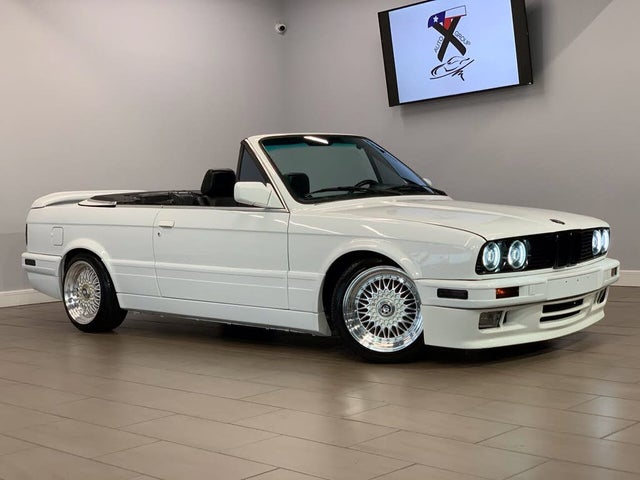used 1992 bmw 3 series 325i convertible rwd for sale right now cargurus 325i convertible rwd