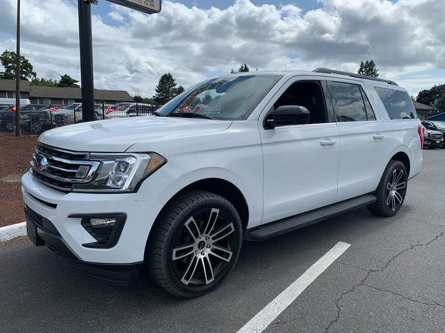 2018 Ford Expedition MAX XL 4WD