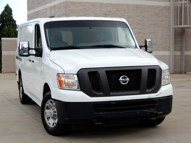 2015 Nissan NV Cargo 2500 HD SV with High Roof V8