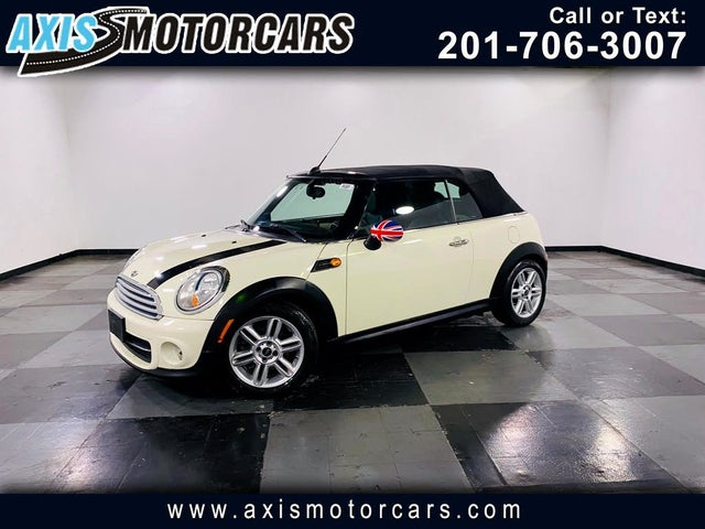 2014 MINI Cooper Convertible FWD
