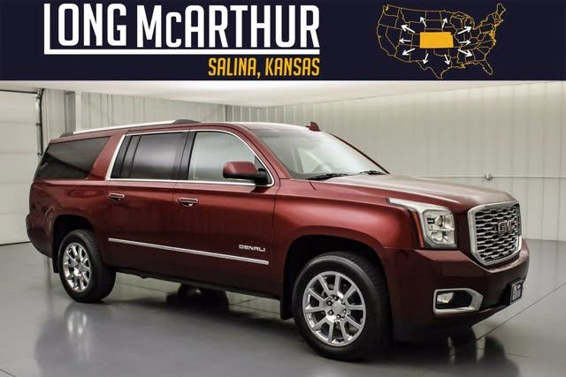 Used Gmc Yukon Xl For Sale In Wichita Ks Cargurus