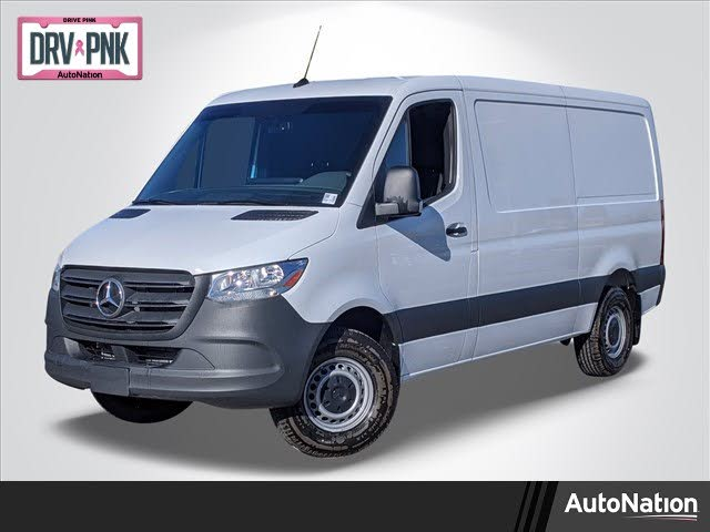 2020 Mercedes-Benz Sprinter 2500 144 V6 Standard Roof Cargo Van RWD