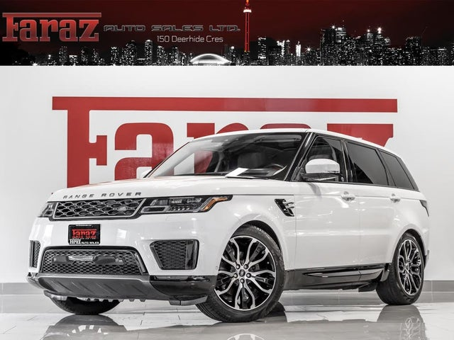 2019 Land Rover Range Rover Sport Td6 HSE 4WD